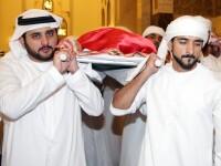 Trei zile de doliu in Emiratele Arabe Unite. Seicul Rashid, fiul conducatorului din Dubai, a murit la varsta de 33 de ani