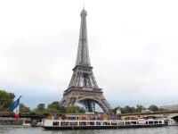 Alerta in Paris. Turnul Eiffel a fost inchis vizitatorilor: autoritatile cauta un presupus terorist