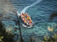 13 imigranti au murit, dupa ce barca lor s-a lovit de un feribot, in Marea Egee. Patru dintre victime erau copii