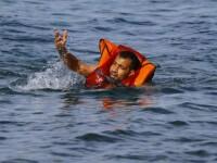 Un sirian a facut 100.000 de dolari pe luna aducand refugiati in UE. Ce mesaj cutremurator are pentru Europa