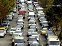Masinile, interzise pentru o zi in peste 20 de orase din Romania. Care este explicatia data de primari