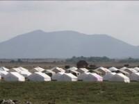 A doua tabara pentru refugiati din Timis este aproape gata. Reactia localnicilor: