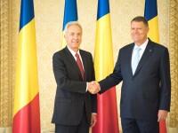 Noul ambasador al SUA la Bucuresti, primit la Cotroceni de Klaus Iohannis. Mesajul transmis in limba romana de Hans Klemm
