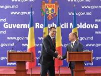 Proteste la sedinta comuna a guvernelor romano-moldovene. Bucurestiul acorda un imprumut NErambursabil de 100 de mil. de euro