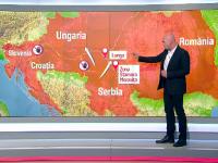 Croatii cer Romaniei sa preia o parte din valul urias de imigranti. Ce se intampla acum la granita noastra cu Serbia