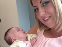 De ce nu este bine sa-ti saruti copilul pe gura. O mama din Marea Britanie a trecut printr-un cosmar dupa acest gest