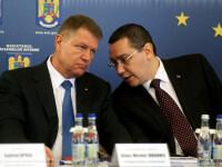 Iohannis critica Guvernul, dupa discutia cu FMI. Ponta: