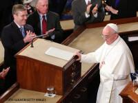 Motivul pentru care un congresmen american i-a furat Papei paharul de apa. De ce tot el a chemat apoi politia
