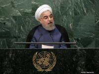 Avertismentul președintelui Rouhani către SUA: