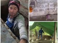 Ramasitele unui preot, mort de 40 de ani, au disparut din mormant. Cele doua ipoteze halucinante ale localnicilor