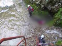 Cine era turistul israelian care a pierit in muntii Bucegi, incercand sa-si salveze un prieten. Marturia dramatica a tatalui