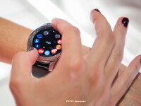 iLikeIT la IFA Berlin 2016. Samsung a adus noul Gear S3, iar Asus ofera Zen Watch. Lenovo Yoga Book are o tastatura curajoasa