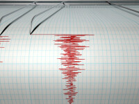 Cutremur de 3,5 pe scara Richter, inregistrat duminica in judetul Buzau. 14 seisme au avut loc in tara de la inceputul anului