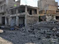 Cel putin 48 de morti in 4 atacuri cu bomba desfasurate in Siria. Statul Islamic a revendicat atentatele