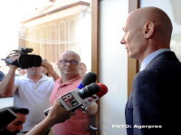 Judecatorii ii interzic lui Bogdan Olteanu sa comunice cu parintii sai si fosta sotie cat timp se afla in arest la domiciliu