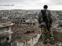 SUA si Rusia au semnat un tratat care ar trebui sa puna capat razboiului din Siria. Reactia opozitiei anti-Assad si a UE