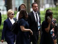 Hillary Clinton, diagnosticata cu pneumonie. Cum ar putea profita Donald Trump de problemele de sanatate ale rivalei sale