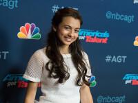 Laura Bretan, castigatoarea Romanii au Talent, a vorbit la ProTV despre finala America's Got Talent si planurile de viitor
