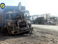 Atacul asupra convoiului ONU in Siria e