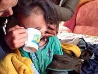 Un baietel de trei ani a reusit sa supravietuiasca in mod miraculos 72 de ore intr-o padure din Rusia. Cu ce s-a hranit