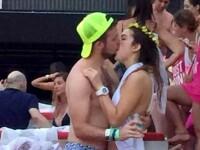 Ce decizie a luat pana la urma tanarul care si-a vazut logodnica sarutandu-se cu un necunoscut, la petrecerea burlacitelor