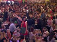 Oktoberfest: festivalul de la Sibiu va dura mai mult in acest an. Reactia unui turist care a venit special din Germania