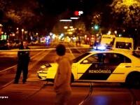 Autoritatile maghiare anunta ca o bomba a provocat explozia din Budapesta.