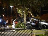 Atac armat, urmat de o explozie in orasul suedez Malmo. Atacatorii au impuscat 4 persoane, apoi au fugit pe un scuter