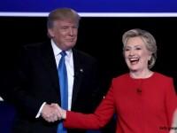 Analiza CNN. Cat adevar au spus si cat au mintit Hillary Clinton si Donald Trump in timpul dezbaterii televizate