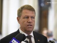 Presedintele Klaus Iohannis, despre scandalul Kovesi-DNA: