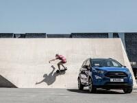 Ford a prezentat SUV-ul pe care îl construiește la Craiova, din această toamnă. VIDEO