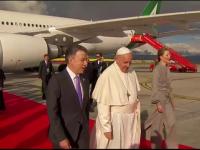 Papa Francisc, vizită de 5 zile în Columbia. Cel mai așteptat moment