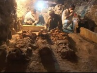 Descoperire arheologică uluitoare, în Egipt. Ce se afla într-un mormânt de acum 3.500 de ani