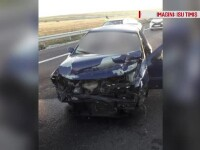 Accident mortal pe A1, provocat de un șofer bulgar
