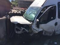 Accident cu 13 răniți în Hunedoara. Planul roșu a fost activat