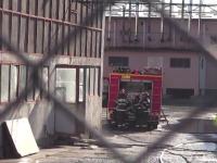 Incident grav la abatorul din Brașov. Un muncitor are arsuri pe 90% din corp
