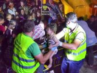 475 de migranți ajunși în România într-o singură lună. Trei călăuze, arestate