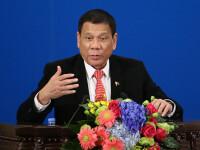 Președintele filipinez a dezvăluit că și-a agresat sexual menajera în adolescență