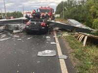 Expertiză: Cine este de vină pentru prăbușirea porții de la intrarea în Timișoara