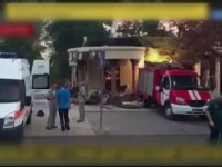 Un lider pro rus din Ucraina a fost ucis cu o bombă într-o cafenea