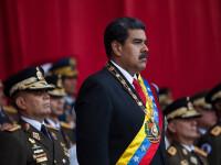 Nicolas Maduro a decis închiderea ambasadei şi a consulatelor Venezuelei în SUA