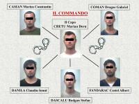 Bandă de români, căutată de zeci de carabinieri în Italia, după o spargere uriaşă