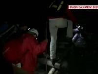Două femei de 72 de ani, salvate din Bucegi. Ce au păţit după o zi de mers pe munte
