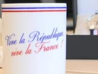Administrația prezidențială a Franței vinde suveniruri online, sub marca \