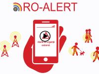 Portalul ro-alert.ro, dedicat sistemului de avertizare a populaţiei în situaţii de urgenţă, lansat
