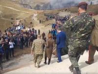 Incident pe Vârful Caraiman din Munții Bucegi. Majestății Sale Margareta i s-a făcut rău