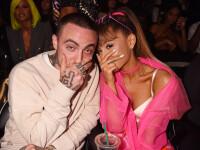 """Mesajul transmis de Ariana Grande, la o săptămână după moartea lui Mac Miller. """"Te-am adorat"""""""