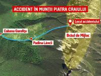 Greșelile comise de tânăra îndrăgostită de munte, care a murit în Piatra Craiului