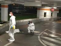 Român ucis într-o parcare subterană din Roma. Cine este agresorul