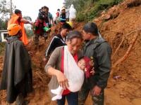 Taifunul Mangkhut. Numărul morților ar putea ajunge la 100: \